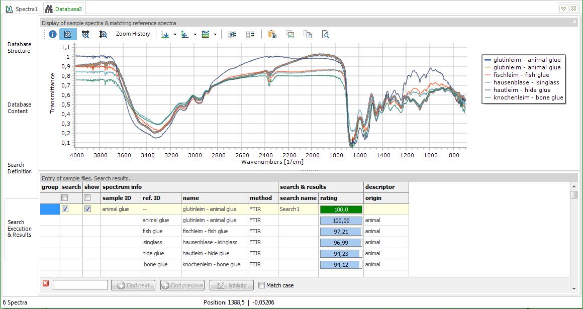 Spectragryph - optical spectroscopy software: Manual